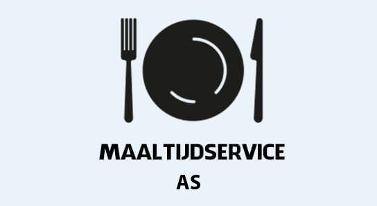 verse maaltijden aan huis in as
