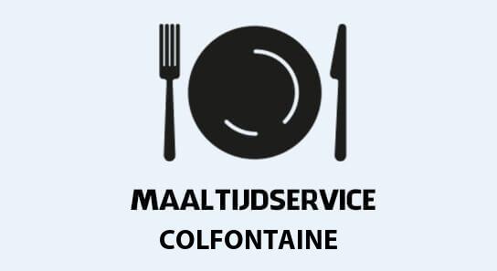 bereidde maaltijden aan huis in colfontaine