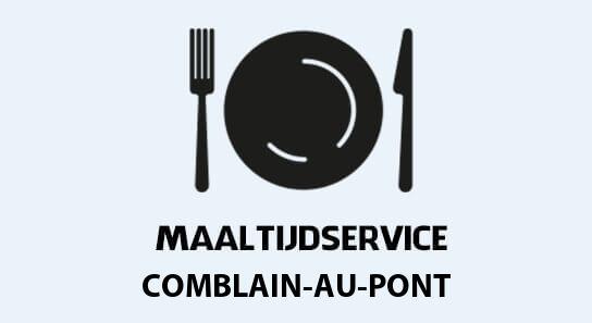 verse maaltijden aan huis in comblain-au-pont