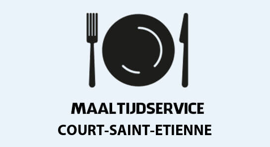 bereidde maaltijden aan huis in court-saint-etienne