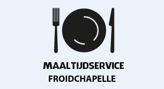 bereidde maaltijden aan huis in froidchapelle