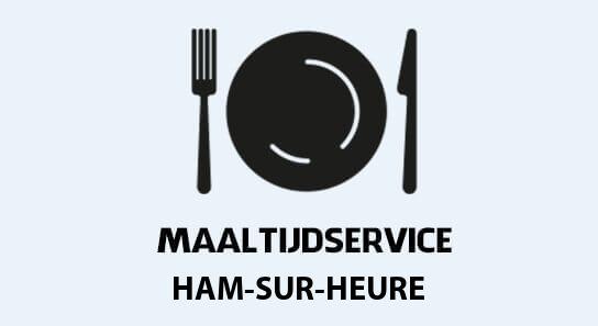 warme maaltijden aan huis in ham-sur-heure