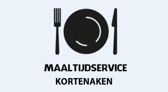 bereidde maaltijden aan huis in kortenaken