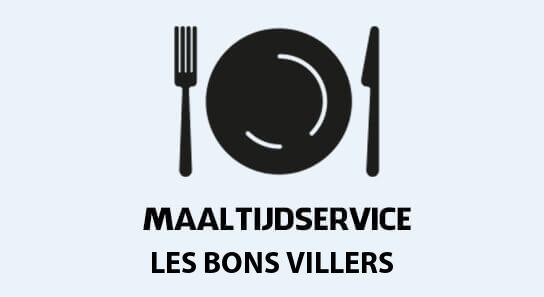 warme maaltijden aan huis in les-bons-villers