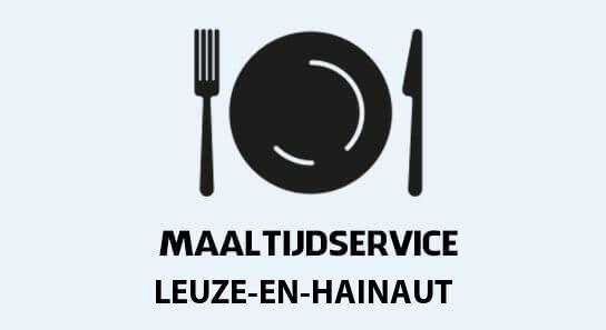 bereidde maaltijden aan huis in leuze-en-hainaut