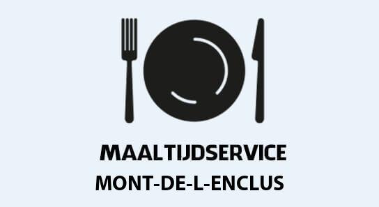 bereidde maaltijden aan huis in mont-de-l-enclus