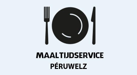 bereidde maaltijden aan huis in peruwelz