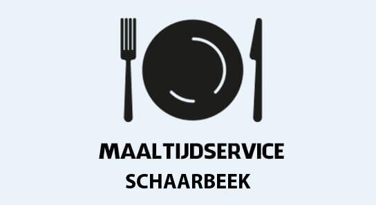 verse maaltijden aan huis in schaarbeek