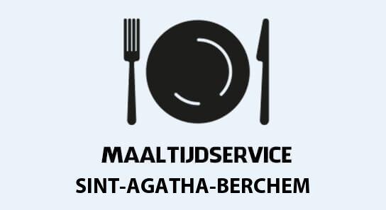 bereidde maaltijden aan huis in sint-agatha-berchem