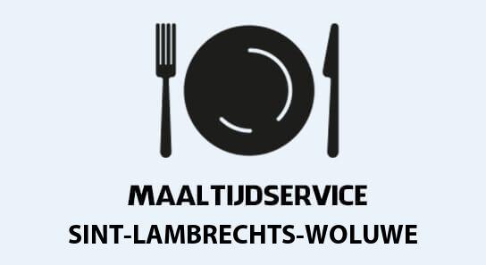 warme maaltijden aan huis in sint-lambrechts-woluwe